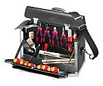 【★店内ポイント2倍!★】クニペックス KNIPEX 電気作業用ツールケースセット No.002102SL [A180107]