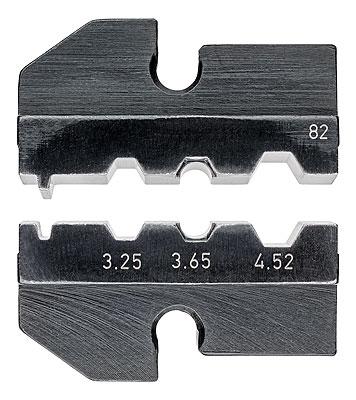 クニペックス KNIPEX 圧着ダイス (9743-200用) No.9749-82 [A020415]