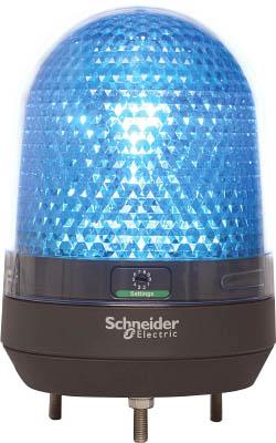 デジタル 青 100 LED表示灯 DC12-24V XVR3B06 [A072121]