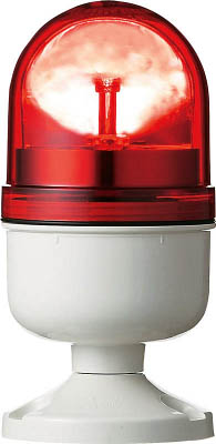 デジタル アローシリーズ 赤 84 LED回転灯 100V LRP-100R-A [A072121]