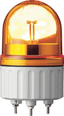 【30日限定☆カード利用でP14倍】デジタル 黄 84 LED回転灯 200V LRX-200Y-A [A072121]