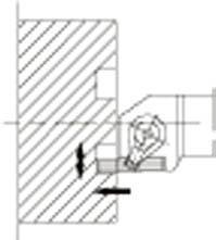 京セラ KYOCERA 溝入れ用ホルダ GFVR2020K-351B [A080115]