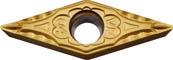 京セラ KYOCERA 旋削用チップ PVDサーメット PV90(10個入) VBMT160404VF [A080115]