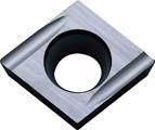 京セラ KYOCERA 旋削用チップ PVDコーティング PR1025(10個入) CCET09T301MFL-USF [A080115]