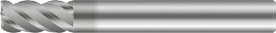 【20日限定☆カード利用でP14倍】京セラ KYOCERA ソリッドエンドミル 5DERM040-120-06-R025 [A080115]