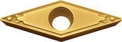 京セラ KYOCERA 旋削用チップ CA515 CVDコーティング(10個入) VBMT160408HQ [A080115]