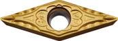 京セラ KYOCERA 旋削用チップ CA515 CVDコーティング(10個入) VBMT160408VF [A080115]