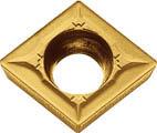 京セラ KYOCERA 旋削用チップ CA525 CVDコーティング(10個入) CCMT120408GK [A080115]