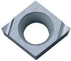 京セラ KYOCERA 旋削用チップ PVDサーメット PV90(10個入) CCGT040102L-F [A080115]