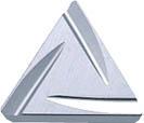 京セラ KYOCERA 旋削用チップ PVDサーメット PV90(10個入) TPGR160304L-B [A080115]