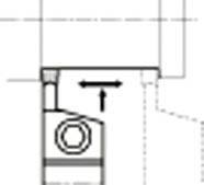 京セラ KYOCERA 溝入れ用ホルダ KGMR2020K-4 [A080115]