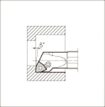 画像は代表画像です ご購入時は商品説明等ご確認ください 京セラ KYOCERA S16M-PWLNR06-20 ランキングTOP5 A080115 内径加工用ホルダ 与え
