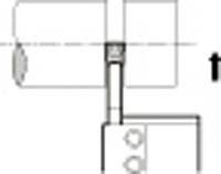 【30日限定☆カード利用でP14倍】京セラ KYOCERA 突切り用ホルダ KTKB32-2S [A080115]
