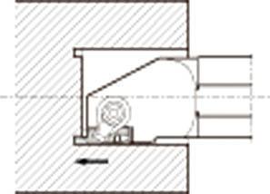 京セラ KYOCERA 溝入れ用ホルダ GIFVR5032B-501B [A080115]