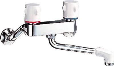 【★店内ポイント2倍!★】LIXIL リクシル INAX ツーハンドル混合水栓 SF-M405 [A150504]