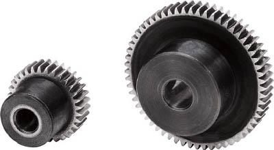 【◆◇マラソン!ポイント2倍!◇◆】協育歯車工業 KG 歯研平歯車 モジュール1.0 圧力角20度(並歯) SGE1S100B-1010 [A051301]