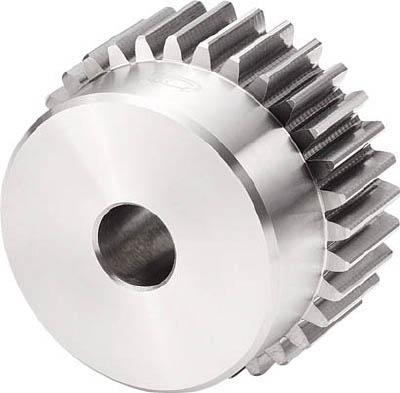【◆◇マラソン!ポイント2倍!◇◆】協育歯車工業 KG 平歯車 モジュール2.5 圧力角20度(並歯) S2.5S70BF-2520 [A051301]