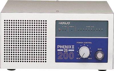 カイジョー 【代引不可】【直送】 強力超音波洗浄機フェニックス C5356VS [A012022]