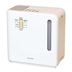 アイリスオーヤマ IRIS 気化ハイブリッド式加湿器(イオン無) ベージュ ARK-500-U [E010501]