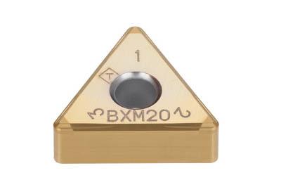 タンガロイ QBN TACチップ CBN 3QP-TNGM160412-HF BXM20 [A071727]