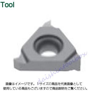 タンガロイ 旋削用ねじ切りTACチップ 超硬 TH10(5個入) 16ERA60 [A080115]