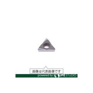 タンガロイ 旋削用G級ポジTACチップ 超硬 TH10(10個入) TPGT16T304L-W15 [A080115]