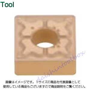 タンガロイ 旋削用M級ネガTACチップ COAT T6030(10個入) SNMG120416-TM [A080115]