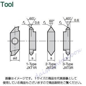 タンガロイ 旋削用溝入れTACチップ 超硬 TH10(10個入) JXT1R6000F [A080115]