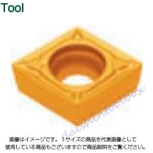 タンガロイ 旋削用M級ポジTACチップ COAT T6030(10個入) CCMT09T302-PS [A080115]