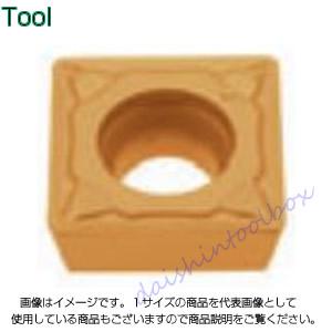 タンガロイ 旋削用M級ポジTACチップ COAT T6030(10個入) SPMT120404-PS [A080115]