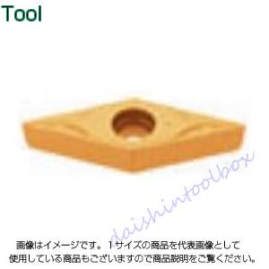 タンガロイ 旋削用M級ポジTACチップ COAT T6020(10個入) VBMT160404-PS [A080115]