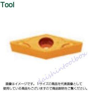 タンガロイ 旋削用M級ポジTACチップ COAT T6030(10個入) VCMT160408-PS [A080115]