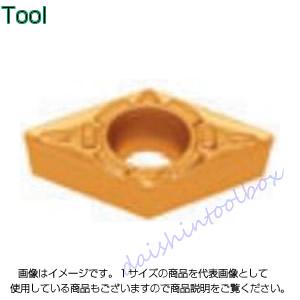 タンガロイ 旋削用M級ポジTACチップ COAT T6030(10個入) DCMT11T308-PM [A080115]