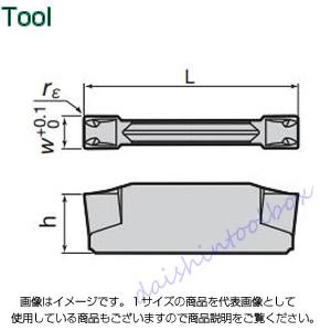 タンガロイ 旋削用溝入れTACチップ COAT GH730(10個入) WGE20 [A080115]