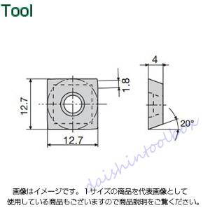 タンガロイ 転削用C.E級TACチップ COAT AH120(10個入) SEGW12X4ZEPR [A080115]