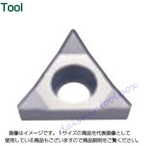 タンガロイ 旋削用G級ポジTACチップ 超硬 KS05F(10個入) TCGT16T302-AL [A080115]