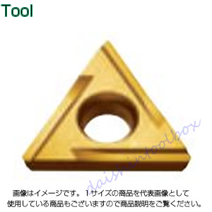 タンガロイ 旋削用G級ポジTACチップ CMT GT730(10個入) TPGH160304L-H13 [A080115]