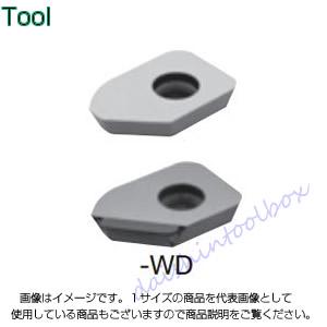 タンガロイ 転削用C.E級TACチップ 超硬 KS05F(10個入) WWCW13T3AFFR-WS [A080115]
