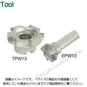 【★エントリーでP10倍!★】タンガロイ TACミル TPW13R125M38.1-06 [A080115]