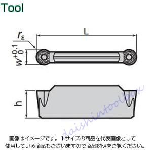 タンガロイ 旋削用溝入れTACチップ CMT NS730(10個入) WGR50 [A080115]