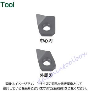 タンガロイ 転削用C.E級TACチップ COAT DS1200(10個入) XXGT07X305FC-AJ [A080115]