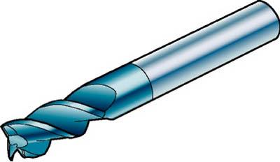 サンドビック コロミルプルーラ 超硬ソリッドエンドミル H10F 超硬 R216.33-20040-AC38U H10F [A071727]
