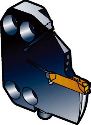 【◆◇スーパーセール!エントリーでP10倍!期間限定!◇◆】サンドビック 【個人宅不可】 コロターンSL70 溝入れ用HPカッティングヘッド SL70-L123G15A-HP [A071727]