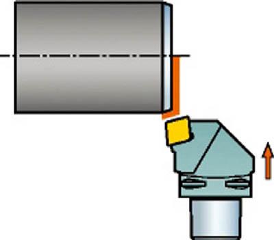 サンドビック コロマントキャプト コロターンRC用カッティングヘッド C5-DCKNL-35060-12 [A071727]