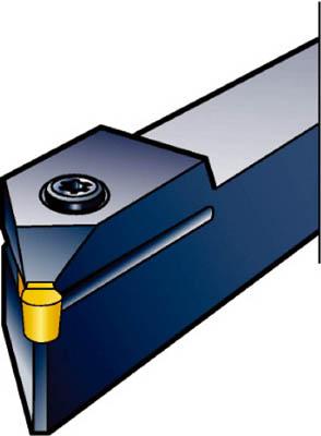 サンドビック T-Max Q-カット ぬすみ溝入れ用シャンクバイト LS151.22-2525-50 [A071727]