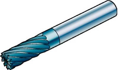 サンドビック コロミルプルーラ 超硬ソリッドエンドミル 1610 COAT R215.3C-12030-AC26H 1610 [A071727]