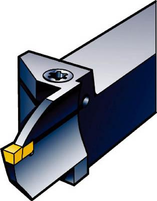 サンドビック T-Max Q-カット 端面溝入れ用シャンクバイト RF151.37-2525-027B30 [A071727]