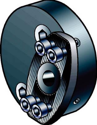 サンドビック コロターンSL 70カッティングヘッド用クイックチェンジアダプタ SL70-80 23-RG [A071727]