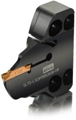 【個人宅不可】 [A071727] 溝入れ用HPカッティングヘッド SL70-L123H40B290A-HP サンドビック コロターンSL70