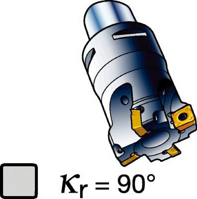 サンドビック コロミル490カッター 490-044C4-08M [A071727]